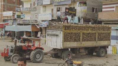 Transport et stockage des récoltes