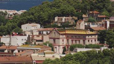 Petite ville portuaire
