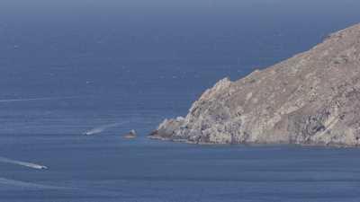 Côte rocheuse près de Cadaqués