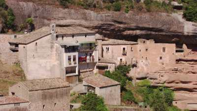 Villages, troglodytes et collines