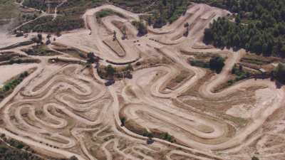 Circuit pour vélo ou moto