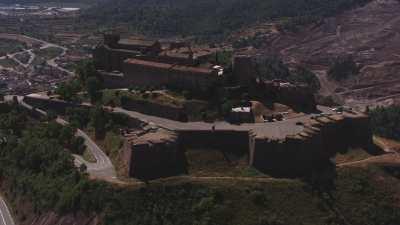 Château de Cardona, Torre de la Minyona