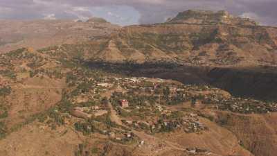 Arrivée sur Lalibela et ses églises