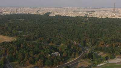 Le domaine de Longchamp et la Fondation Good Planet