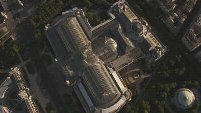 Petit-Palais et Grand-Palais