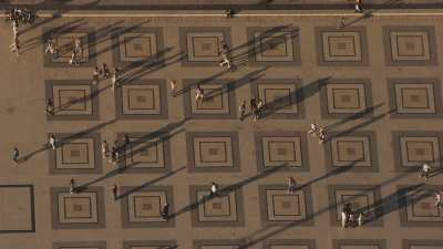 L'esplanade du Trocadero, Palais de Chaillot
