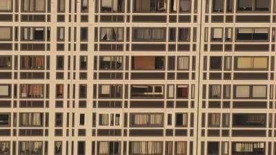 Gros plans sur les immeubles