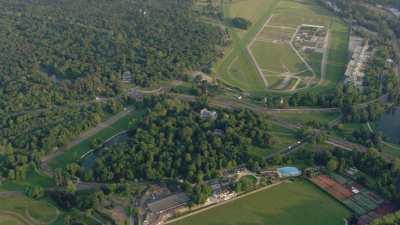 16ème arondissement et Bois de Boulogne