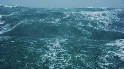 Mer démontée