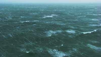 Mer et tempête