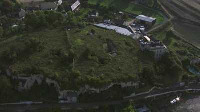 Petit château près de Saumur