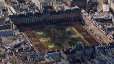Paris : Place de la République, le quartier du Marais, le secteur Nation