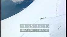 Les Alpes autour du Mont-Blanc