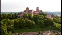 Le village et la Basilique