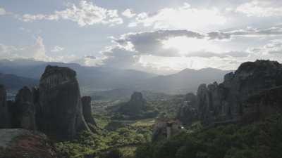 Monastère de Roussanou