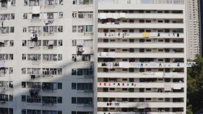 Immeubles à Kowloon