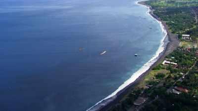 Littoral balinais