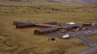 Hrauneyjar Guesthouse Hôtel
