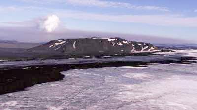 Autour du glacier Vatnajokull