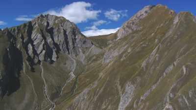 Vallée, lacs et rivières