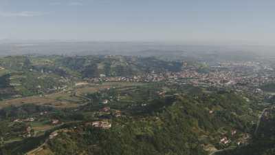 Vignes en Ligurie