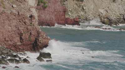 Côte rocheuse, Archipel Spezzino, Château du Venere, Faro Dell'Isola del Tino