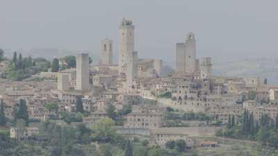 Ville de San Gimignano