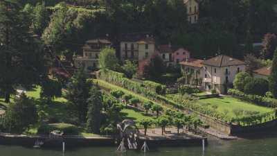 Faggeto Lario, le lac de Côme