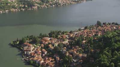 Torno, le lac de Côme