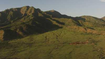 Kenya village masia