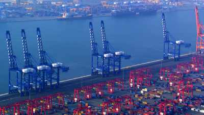 Port, conteneurs