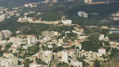 Collines de Beyrouth