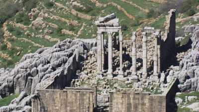 Site archéologique de Faqra