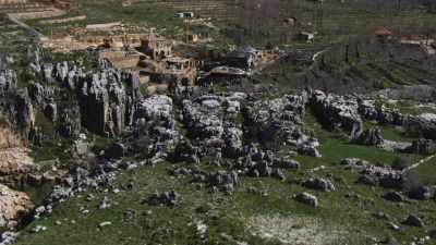 Barrage de Chabrouh