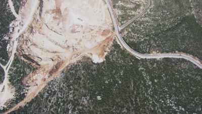 Collines et Mont Liban