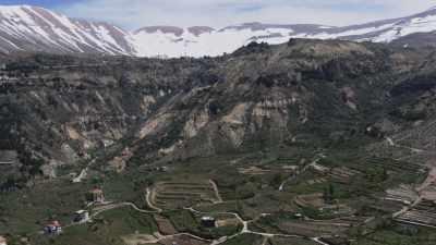 Chaîne du Mont Liban