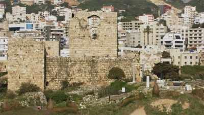 Ville de Byblos