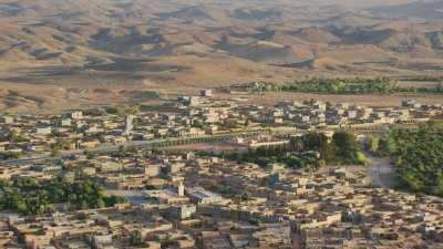 Palmeraie près de Ouarzazate