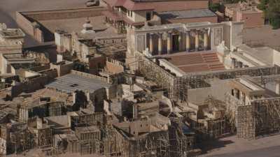 Décors et studios de cinéma à Ouarzazate