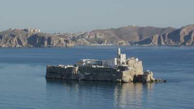 Baie et îles espagnoles Alhucemas