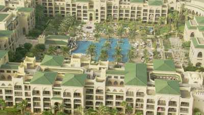 Hôtel avec piscine sur la plage près de Jorf Lasfar