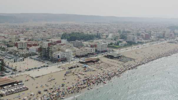 Plages de Saidia