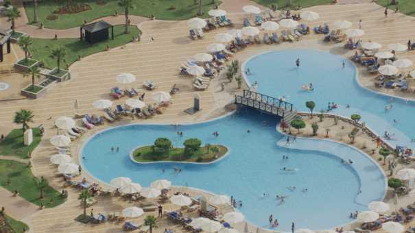 Résidences et hôtels sur le littoral