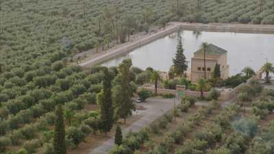 Jardin de la Menara
