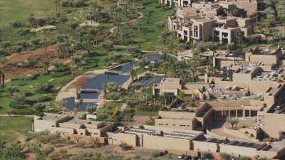 Campagne aux alentours de Marrakech