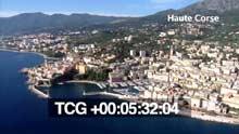 La Haute-Corse, littoral, montagnes et villages