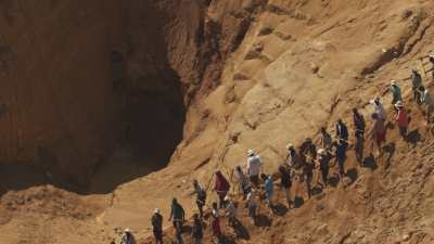 Mines d'Ilakaka