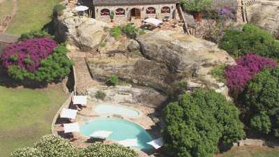 Parc National d'Isalo, hôtel Le Jardin du Roy