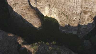 Ombre et lumière, Parc National d'Isalo