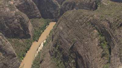 Rivière, Parc National d'Isalo